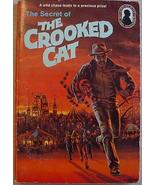 Three Investigators Secret of the Crooked Cat 1... - $12.95