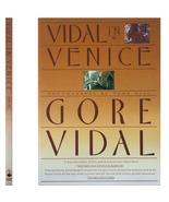 Gore Vidal - Vidal In Venice  OOP! Photos Illus... - $4.00
