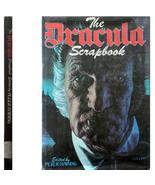 1976 The Dracula Scrapbook 1st. Ed. OOP Vampires - $25.00