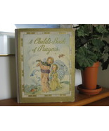 CHILD'S BOOK OF PRAYERS BEAUTIFUL PICTURES by M... - $12.00