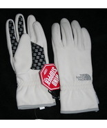North Face Women's Windstopper gloves ivory NWT... - $44.95