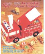 Annie's Terrific Tissue Toppers~Plastic Canvas ... - £8.95 GBP