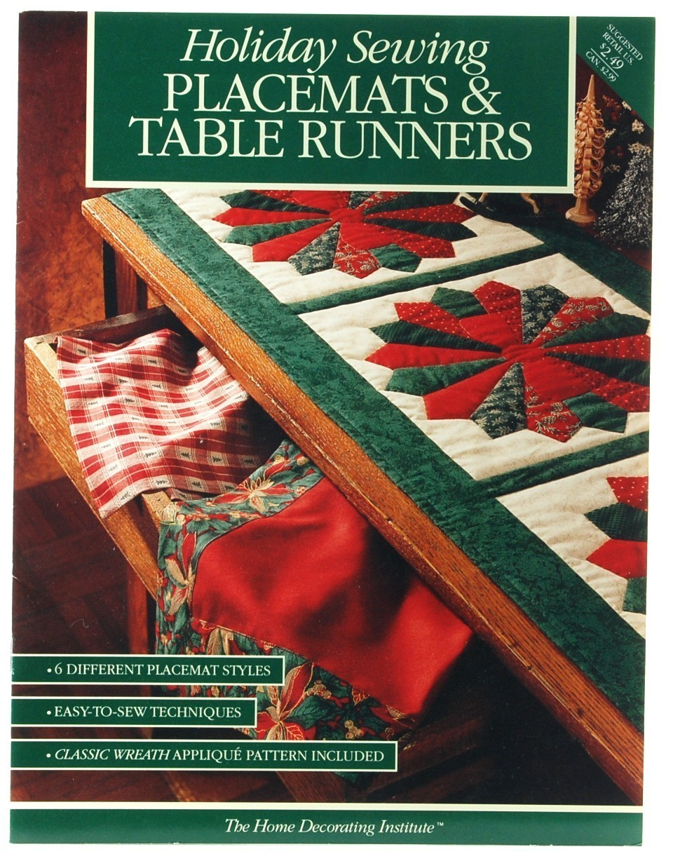 runners Placemats placemats Table  Quilt Christmas Nonfiction &  patterns Runners Patterns table and free