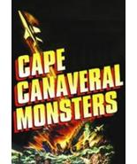 Cape Canaveral Monsters 1960 DVD Very Rare - $9.00