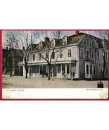 SHELBURNE NOVA SCOTIA Atlantic House 1907 NS - $8.50