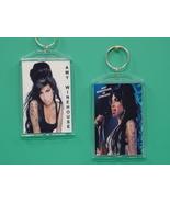 Amy Winehouse 2 Photo Designer Collectible Keyc... - $9.95