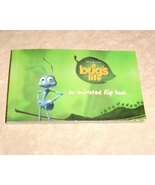 1998 Disney Pixar A Bugs Life Animated Flip Book - $20.00