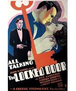 The Locked Door 1929 DVD Barbara Stanwyck  - $9.00