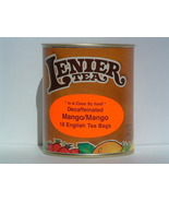 Lenier's Decaf. Mango/Mango 18 English style te... - $3.89