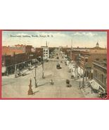Fargo ND Postcard Broadway Business Stores 1919... - $9.99