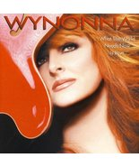 Wynonna Judd What The World Needs Now Is Love C... - $2.50