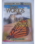 LOST WORLDS Life In The Balance DVD IMAX Amazin... - $2.95