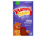 Buy Vitamins - Hero Nutritional Products Yummi Bears DHA Vitamins & Supplem