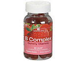 Buy Nutrition - Nutrition Now Dietary Supplements B Complex, Strawberry Flav