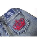 NWT Rock & Republic Victoria Beckham LA Crystal... - $149.99
