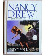 Nancy Drew #141 THE WILD CAT CRIME Carolyn Keen... - $16.00