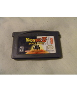 Gameboy Advance GBA - Dragon Ball Z: Buu's Fury - $19.99