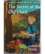 Nancy Drew #1 SECRET OF THE OLD CLOCK 1960 prin... - $21.00