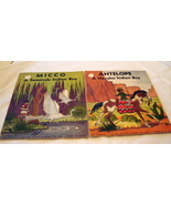 Antelope and Micco Two Indian books for Childre... - $11.50