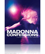 Madonna Confessions Guy Oseary Hardcover Photo ... - $37.22