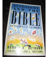 Astronomy and the Bible by Donald B. Deyoung (1... - $2.99