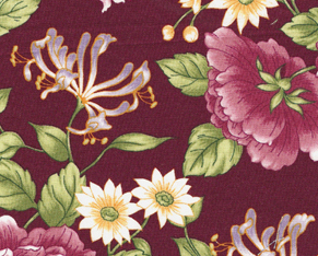 Aubergine - Bellisima Collection-Benartex fabric (yard)
