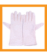 pink UV gloves protection driving driver sun pr... - $15.00