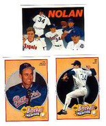 Nolan Ryan, 1991 Upper Deck Heroes, 10-card SET... - $7.34
