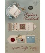 Stitcher's Needlebook cross stitch chart Jeanet... - $13.50