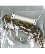 THREAD PACK for Stitchers Needlebook cross stit... - $45.00