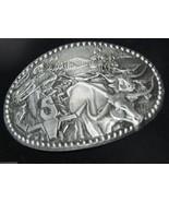 Zee Series Metal Belt Buckle Pewter Color Award... - $7.91