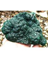 Big 1 lb. Velvet Malachite Crystal Plate, Katan... - $93.06