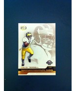 DAVID TERRELL 2001 PACIFIC DYNAGON TOP OF THE C... - $1.00