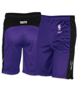 TORONTO RAPTORS BASKETBALL REEBOK NBA SHORTS YO... - $19.99