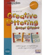 The Best of Creative Lettering Super Combo (CD,... - $18.95