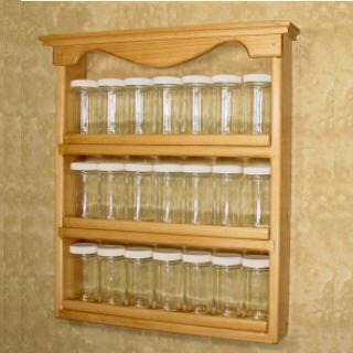 Spice Racks New Americana Wall Mounted Spice Rack Other