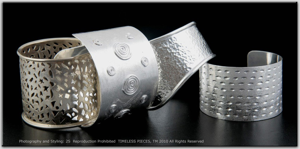 Tpsterlingsilvercuffcollection