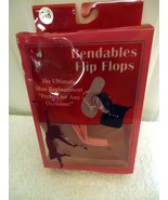 Hounds Bendable Flip flops Size 7/8 - $14.99