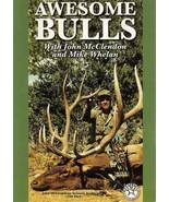 Awesome Bulls DVD [DVD-ROM] by John McClendon; ... - $19.80
