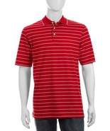 NWT BOBBY JONES Golf polo shirt 2XL XXL red X-H... - $68.99
