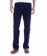 NWT BOBBY JONES Golf pants 34 X un-hemmed pleat... - $74.24