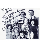 Small Autographed Photo of The Brady Bunch (sig... - $6.00