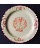 Beautiful Vintage PINK Peach SEASHELL Shell San... - $299.99