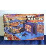 Vintage Sea Battle Radio Shack Ship War Game El... - $24.99