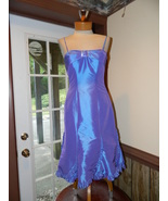 Flash size 4 Purple Cocktail Evening Prom Homec... - $39.99