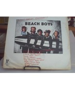 VINTAGE RECORD BEACH BOYS WOW GREAT CONCERT