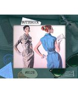 1950s Town Cocktail Dress Pattern Butterick Sex... - $19.00