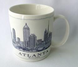 Starbucks Atlanta GA Mug Coffee City Skyline Ar... - $77.37