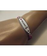 Pregnant Medical Alert Bracelet - $16.00