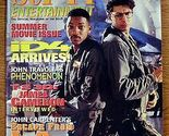 Buy SCI-FI ENTERTAINMENT MAGAZINE ESCAPE FROM L.A. 08/1996